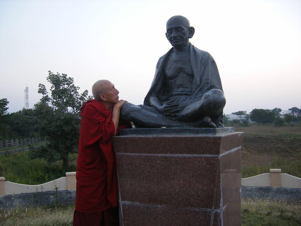 Samdong Rinpo Che