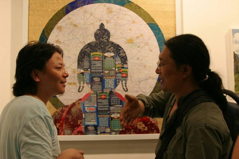 Rigdol with Jangbu