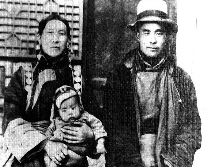 Dalai Lama's parent